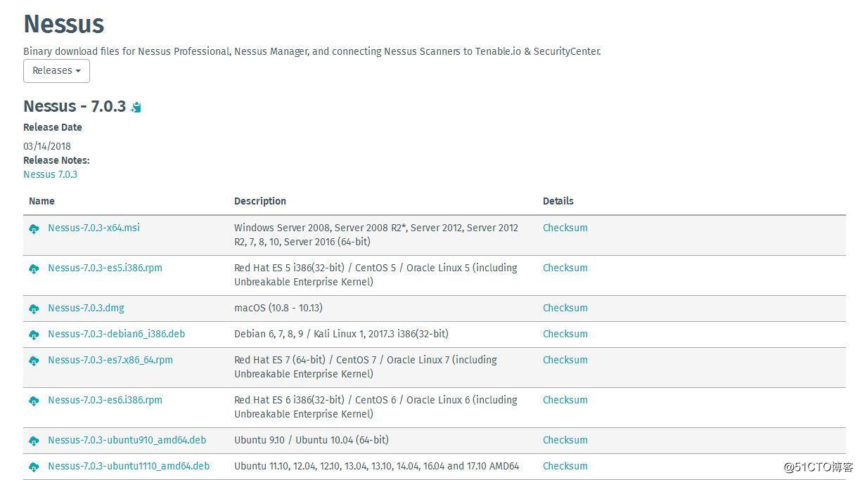 Nessus 安装-RedOne linux-51CTO博客