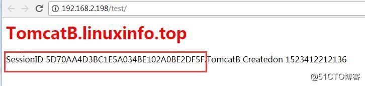 nginx+Tomcat反向代理实现session会话保持