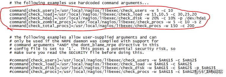 Linux笔记网络监控之nagios安装与配置
