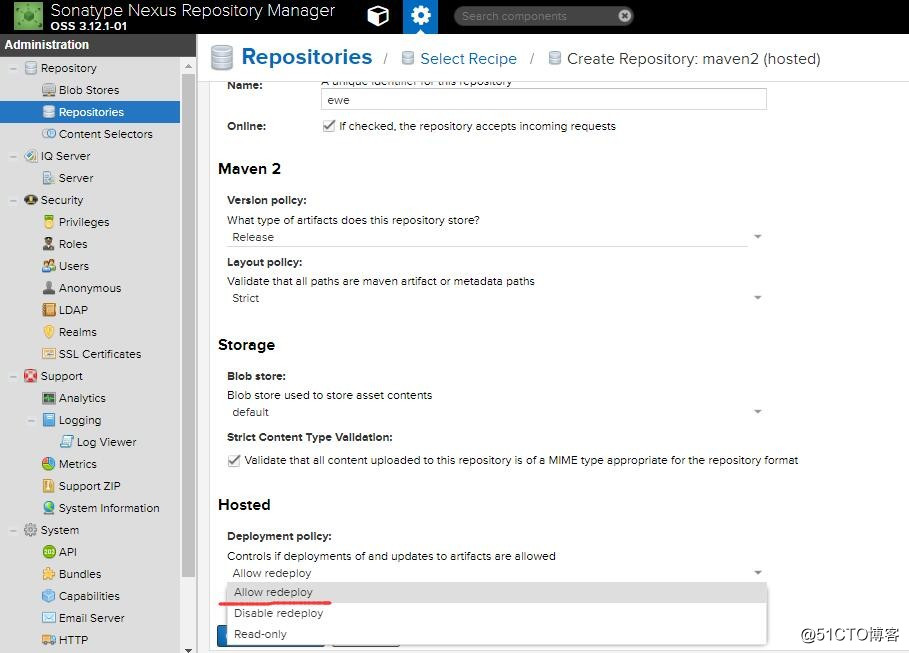 Linux搭建Maven私服Nexus3.x环境