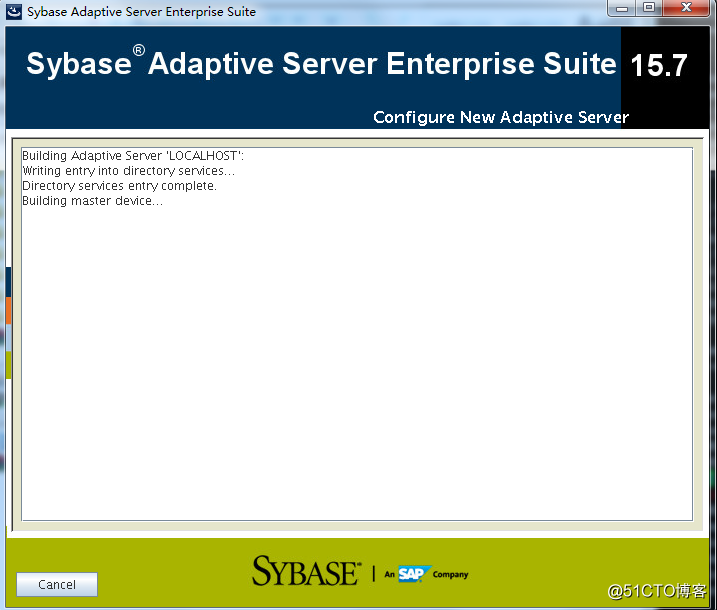 sybase数据库环境搭建教程
