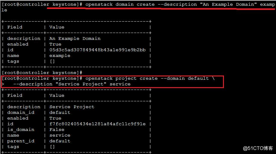 OpenStack搭建企业私有云 一:认证服务