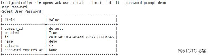OpenStack Pike Minimal安装:二、身份认证