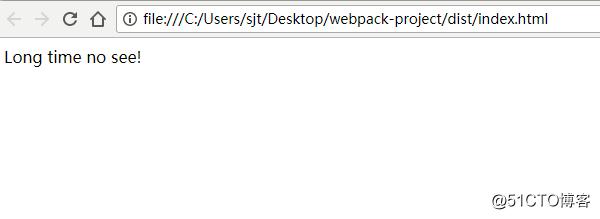 webpack4.x最详细入门指南