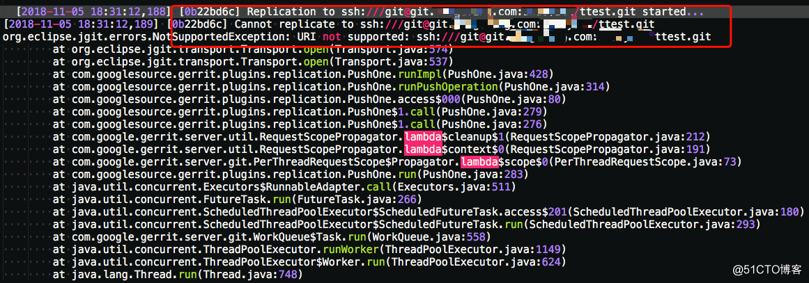 Gitlab+Gerrit+Ldap+nginx+mysql 之Gerrit搭建与配置(一)-任何事贵在坚持