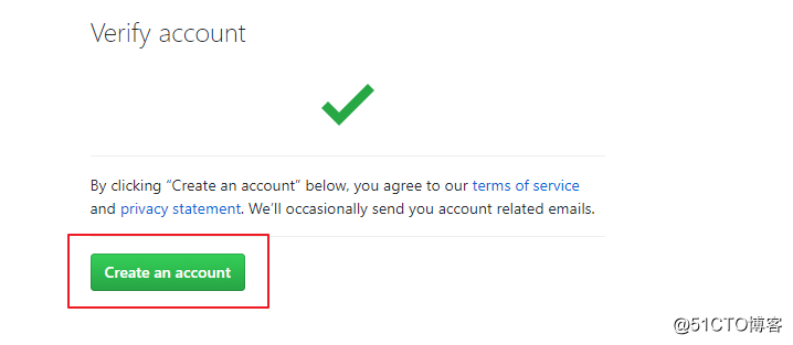 GitHub注册失败,卡在第一步