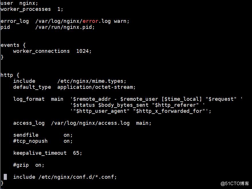 keepalived+nginx+docker实现负载均衡高可用服务