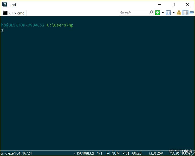 使用anaconda和conemu打造Python编程环境-Master跑跑的51CTO博客