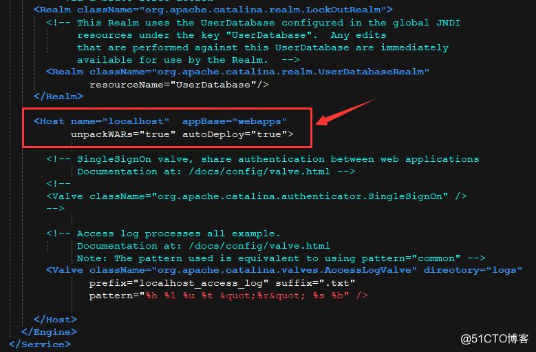 Tomcat8配置多个项目域名访问