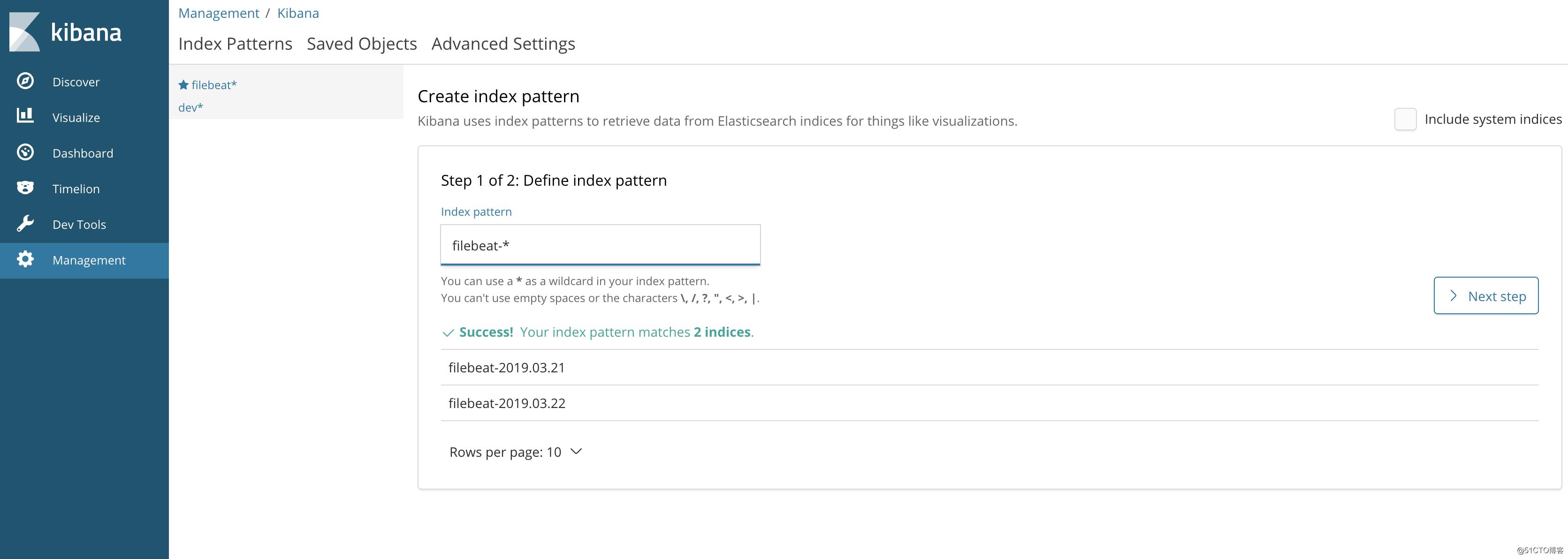Elk+Filebeat部署-testing丶的博客-51CTO博客