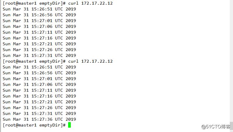 kubernetes 存储卷与数据持久化