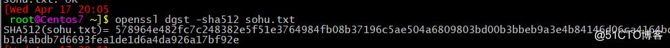 Linux之加密和安全
