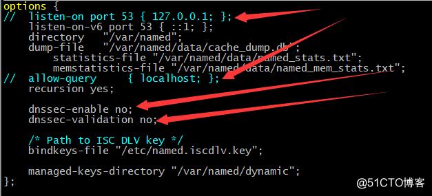 Linux之实现Internet,DNS架构