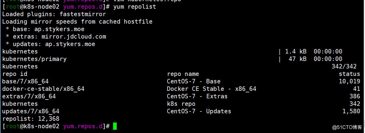 kubeadm安装kubernetes1.14.1环境初始化和master部署