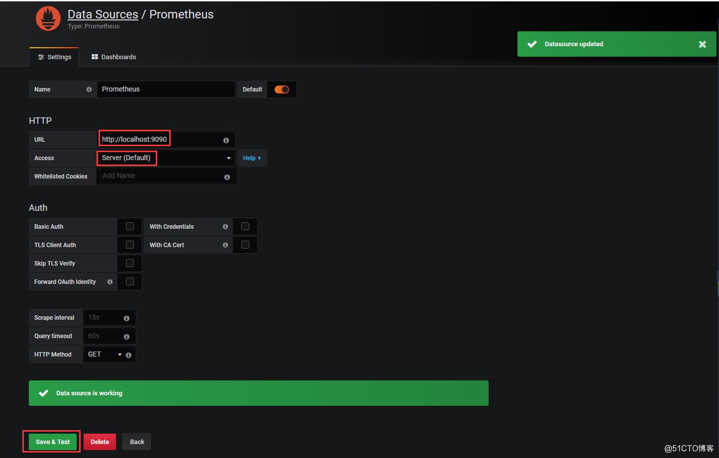 Docker实践(八):Prometheus + Grafana + 钉钉搭建监控告警系统