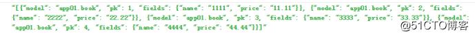 python_restframework(序列化)