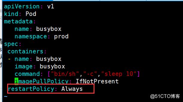 二进制安装kubernetes1.14.1-pod基础-07