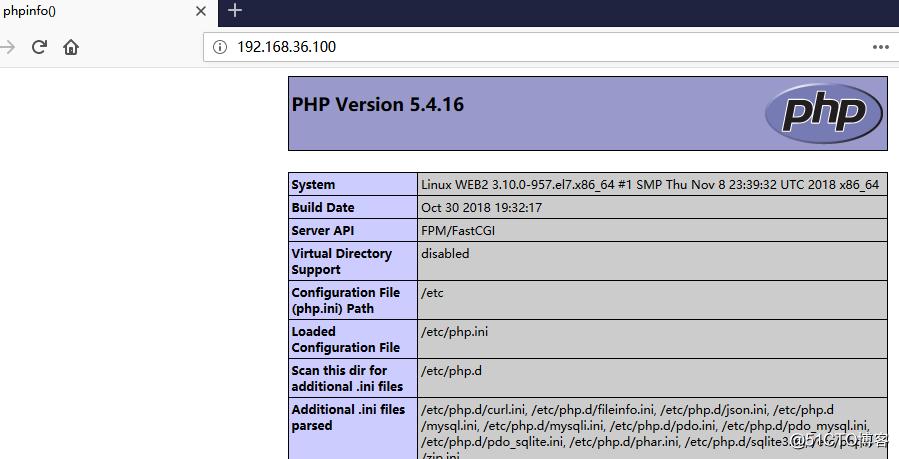 Keepalived+LVS实现LNMP网站的高可用部署
