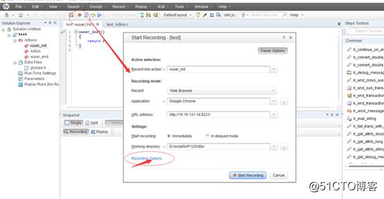 LR12自动关联修改关联函数设置成web_reg_save_param_ex