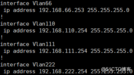 DCN多VLAN无线网络基本配置