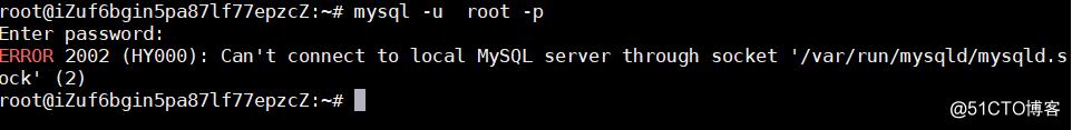 Ubuntu16.04  服务器  用docker安装MySQL