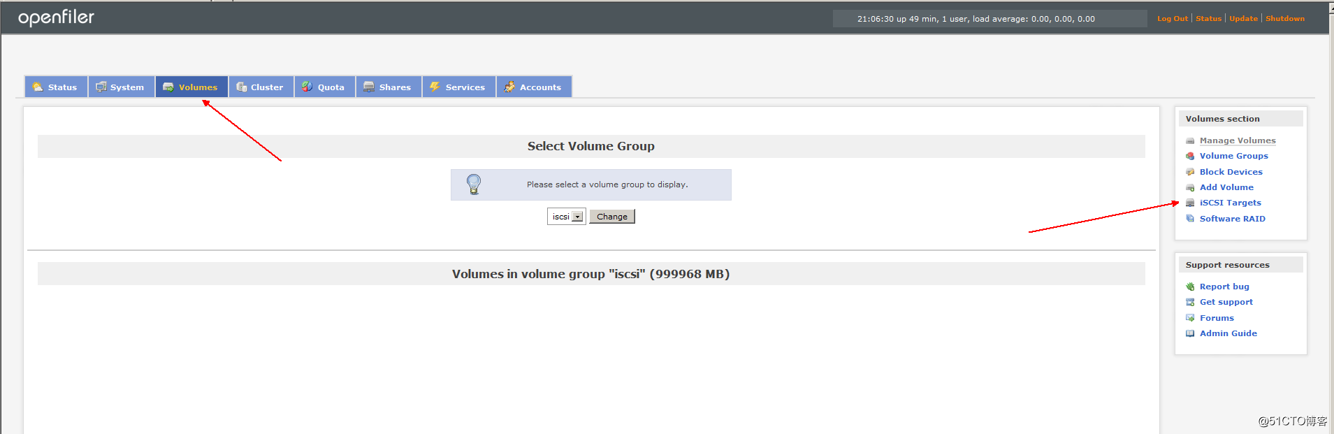 vSphere使用vMotion实现虚拟机热迁移