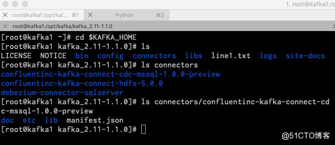 Kafka Connect 实时读取MSSQL数据到Kafka