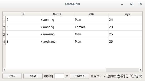 PyQt5快速入门(八)PyQt5数据库操作