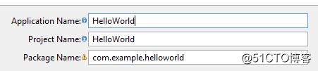 android四大组件&helloworld例子