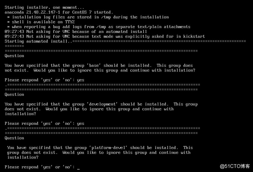 cobbler无人值守批量安装Linux系统 1.1 pxe安装系统