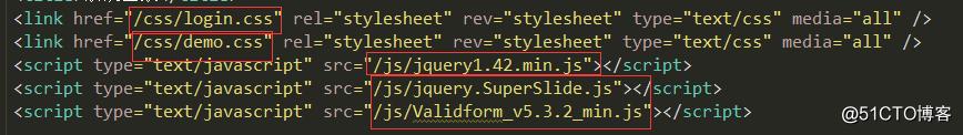 SpringBoot跳转到静态html页面&&静态文件放置位置