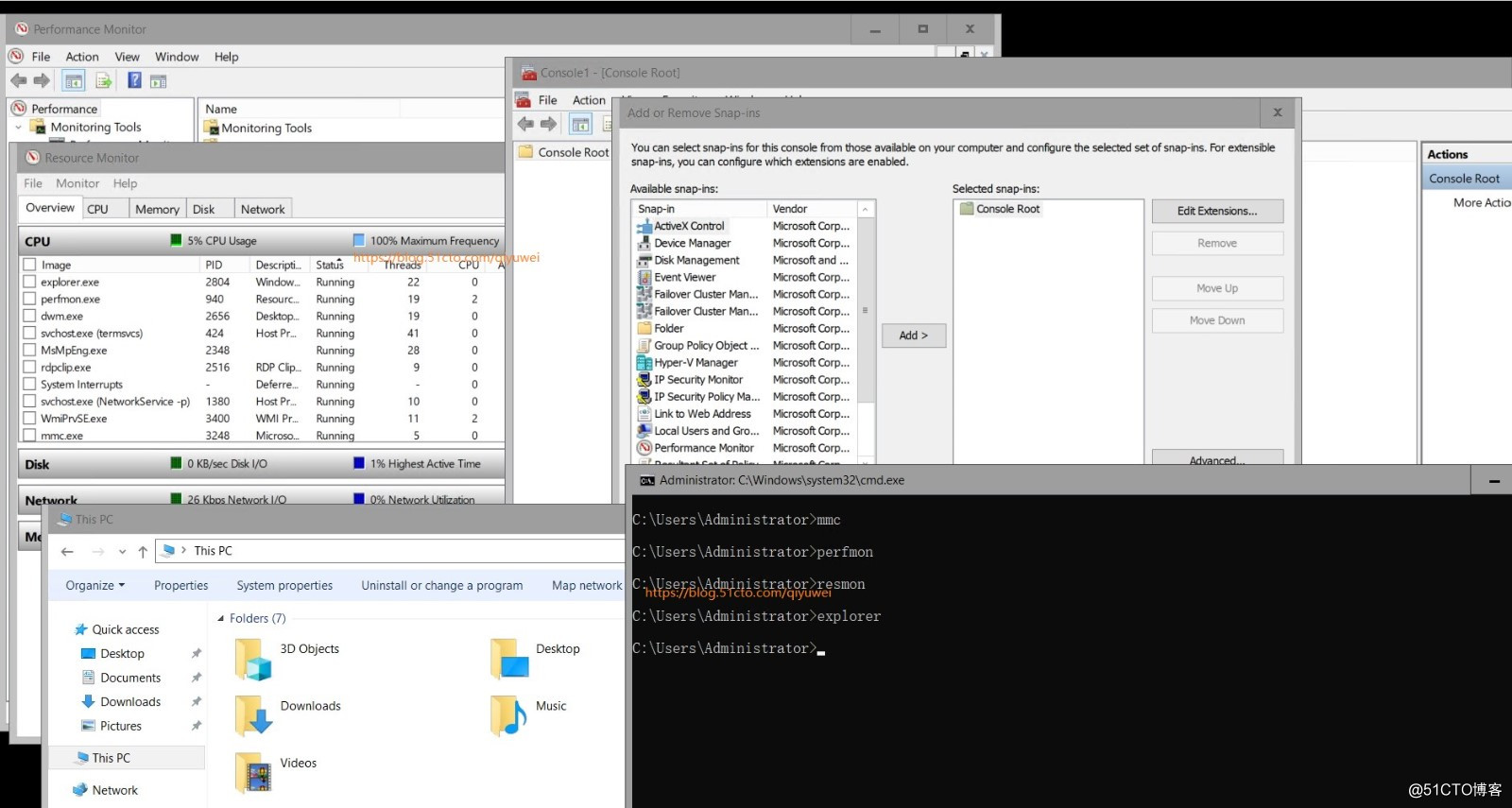 Windows Server体验之应用兼容性按需功能