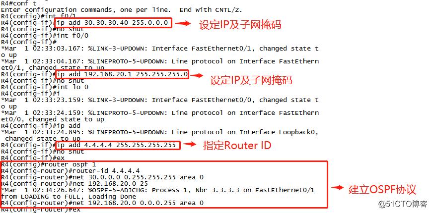 OSPF动态路由协议之——虚链路
