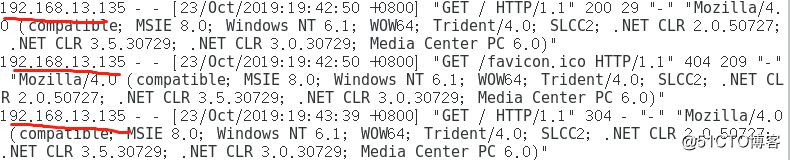 Apache配置与应用——AWStats日志分析系统(实战!)