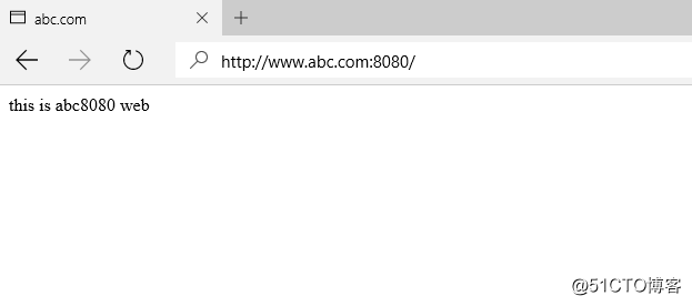 Nginx服务虚拟主机的配置----------基于域名、端口、IP(实战!)