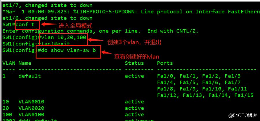 DHCP原理与配置(含DHCP中继实验)