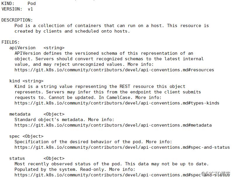 k8s资源的创建方式之命令行&资源清单(yaml)