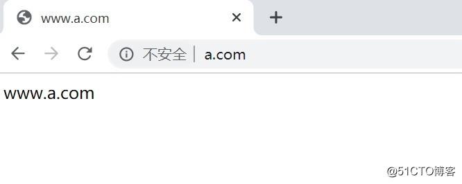 nginx反向代理,虚拟主机