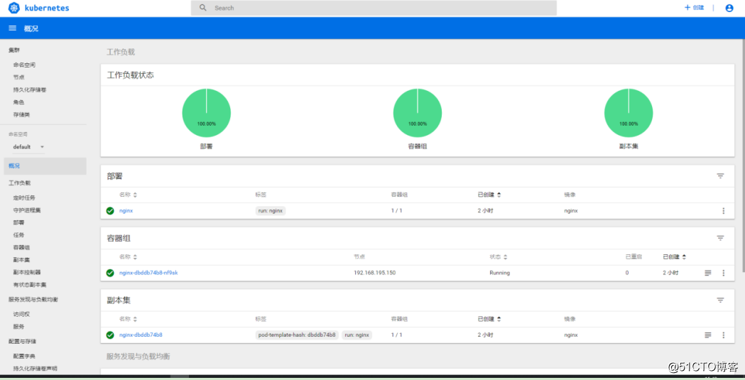 K8s多节点部署详细步骤,附UI界面的搭建