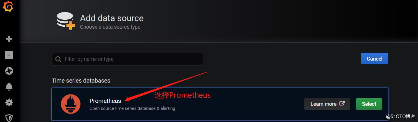 Prometheus+Grafan监控k8s集群详解