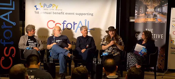 Python、Java、C#、Perl 创始人聚首畅谈编程语言的未来