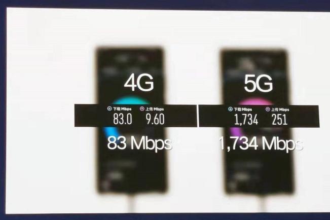 ��4G到5G,中��手�C市�稣l能步步��I?