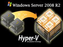 Windows Server 2008 R2 Hyper-V 管理演示