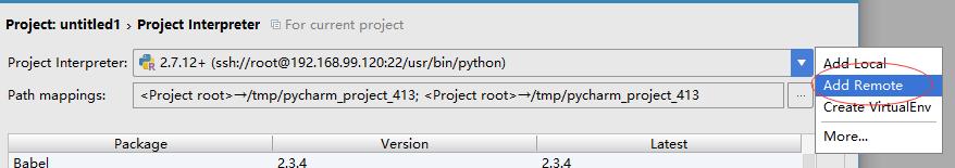 Pycharm远程调试之ssh remote debug (一)-生命不息折腾不止-51CTO博客