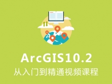 ArcGIS10.2空间数据与空间分析-从入门到精通