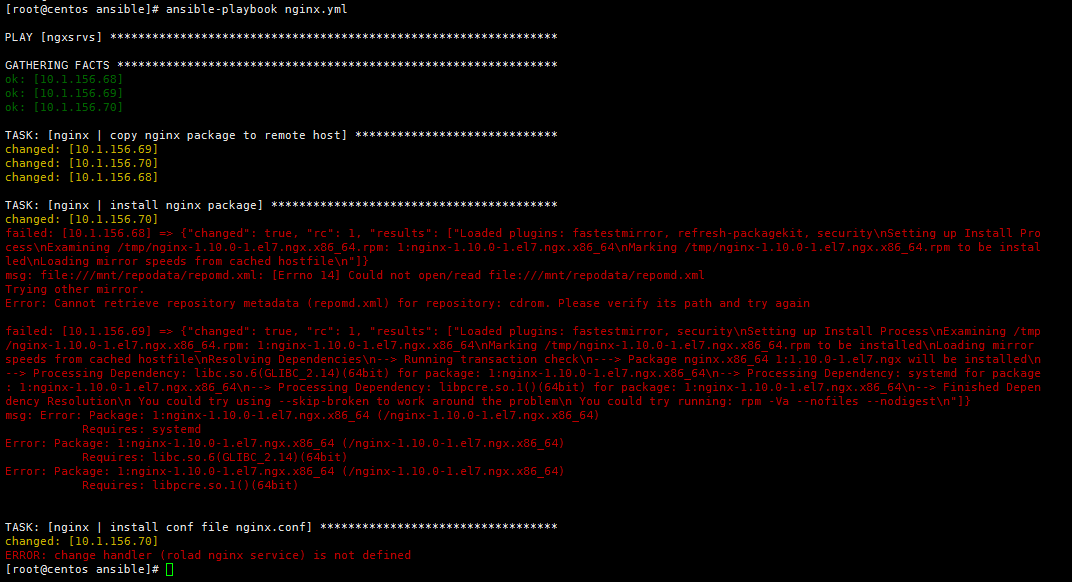 Linux轻量级自动运维工具-Ansible浅析