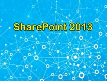 SharePoint 2013 管理