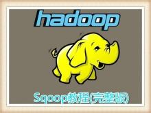 Sqoop应用视频课程基础篇—数据传输方式