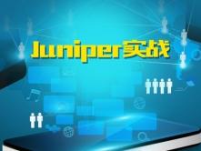 Juniper入门与提高实战视频课程【大侠唐在飞出品】