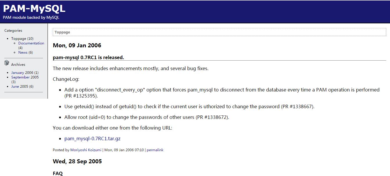 vsftpd virtual user mechanism based on pam_mysql